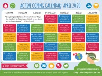 Active Coping Calendar